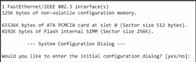 CISCO CCNA Exam – Q171